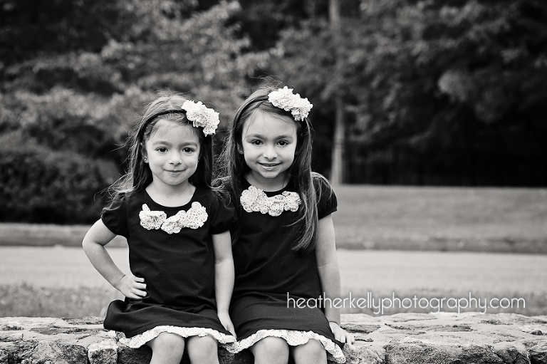 Ridgefield CT family photographer sisters