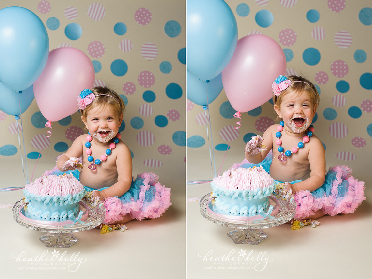 ct cake smash photographer