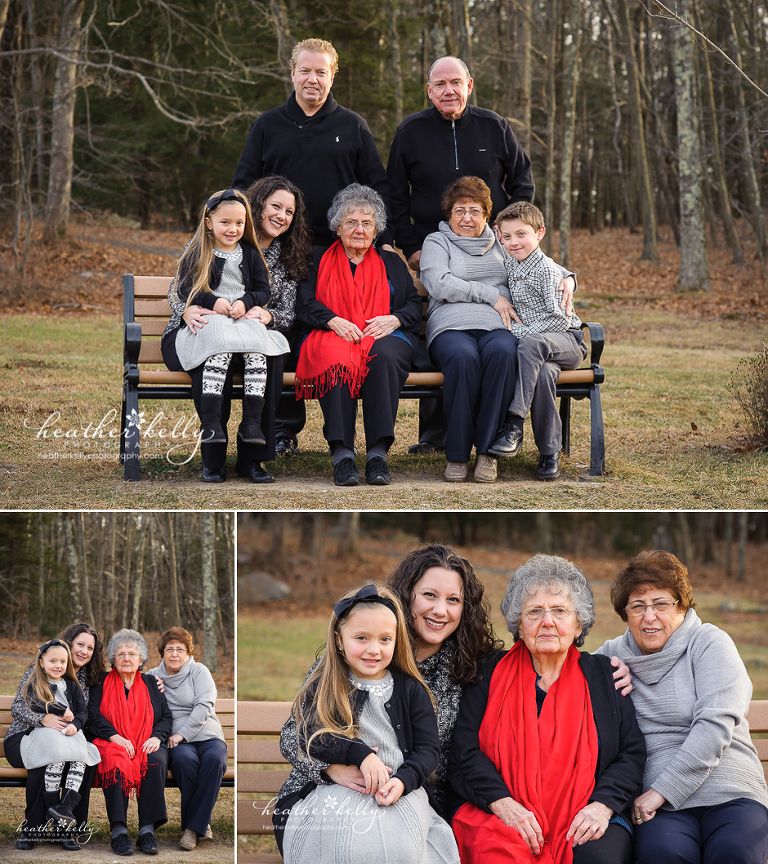 southford falls family session in southbury ct