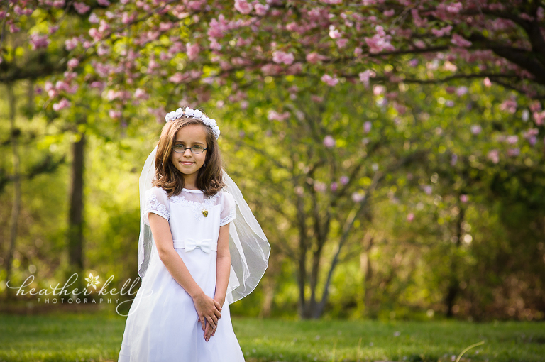 ct first communion photographer