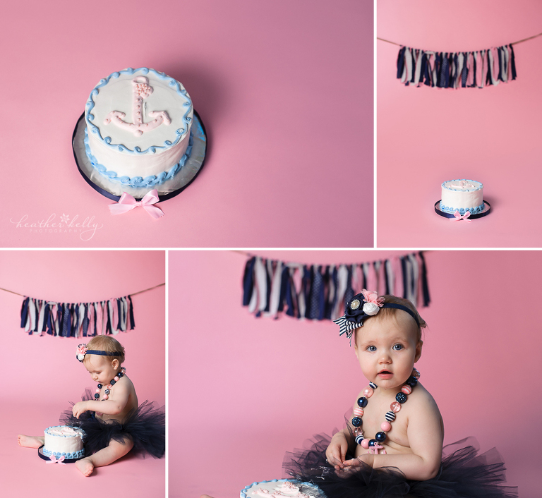 fairfield county cake smash photographer in monroe ct