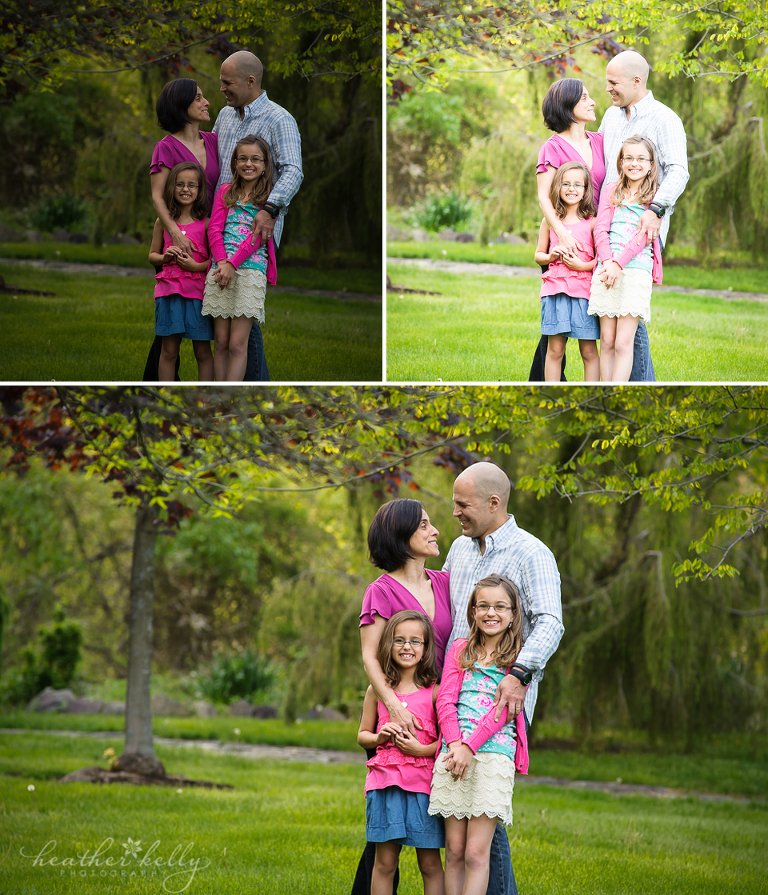 how to choose a family photographer proper exposure