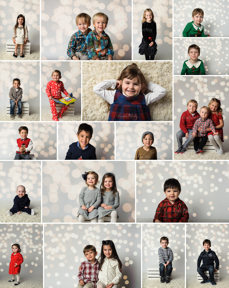 newtown ct holiday mini sessions