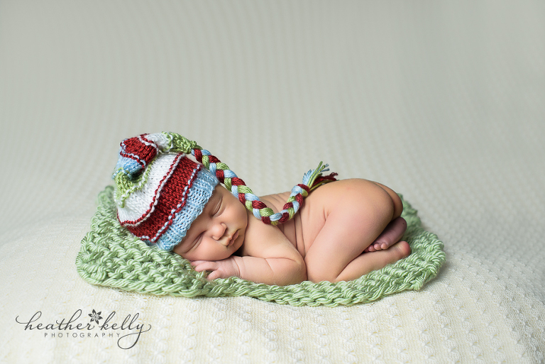 prospect ct newborn photographer ct newborn photography christmas baby