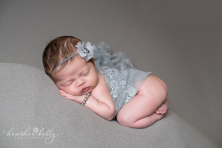 brookfield connecticut newborn photographer 12 days baby girl