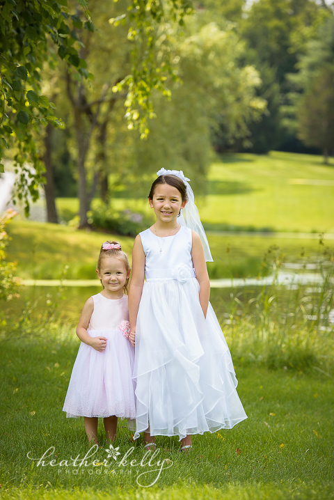 brewster ny family photographer first communion portraits