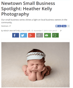 best ct newborn photographer newtown patch small business spotlight