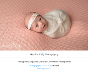 professional ct newborn photographer feature