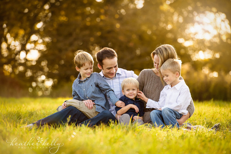 family of 5, ct family photographer