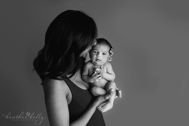 newborn boy and mom image. newborn love. connecticut.