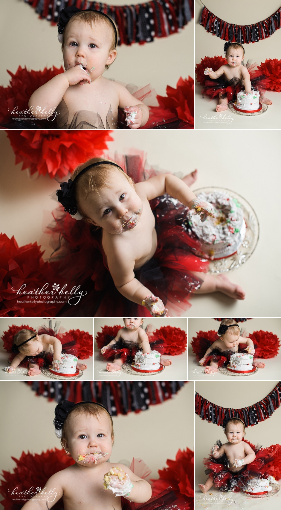 New Milford Ct First Birthday Photographer