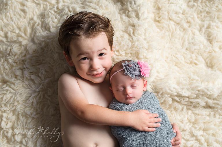 Fairfield ct newborn photography session ct newborn photographer