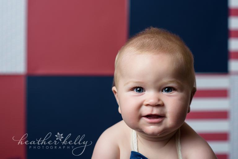 Newtown ct baby studio alexander sneak peek