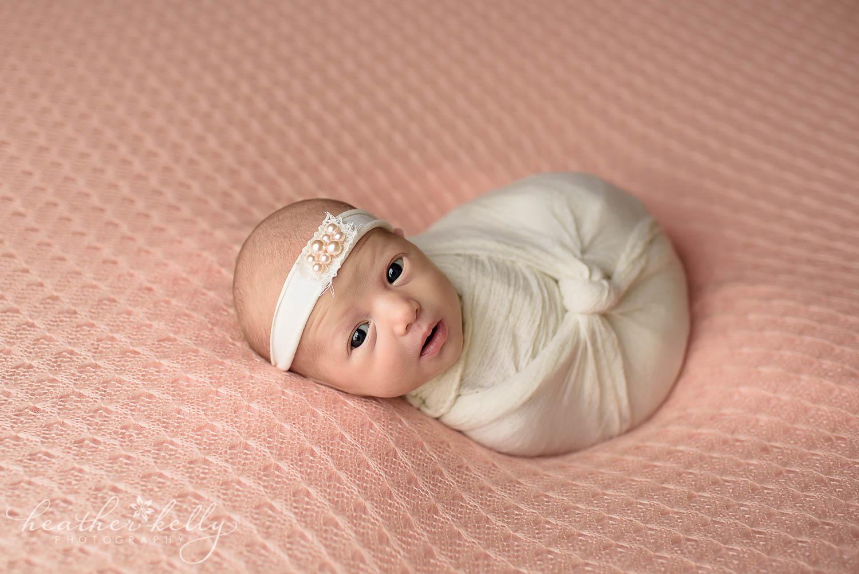 Newborn Photography Twist Wrap